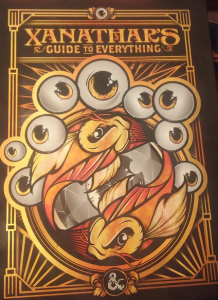 Review for Xanathar's Guide to Everything - Half-Cover